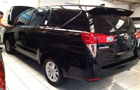 Toyota Venturer Picture by Toyota Innova Detailed Images Spied Cardekho