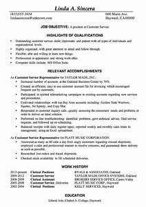 Sample of a good resume for job safero adways for Great resume samples