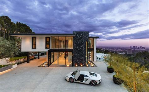 home interior design living room photos sumptuous luxury modern home with views the la skyline