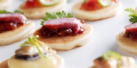 easy canapes easy canape recipes nz food easy recipes