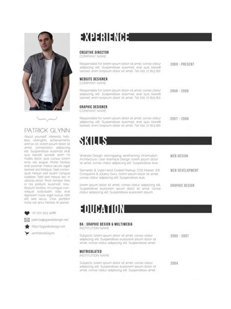 Professional Resume Format 2016 by Best Resume Format 2016 Some Tricks