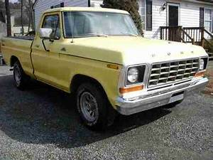 Sell Used 1979 Ford F100 2wd Short Bed Explorer 302 4