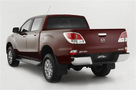 mazda trucks canada new mazda bt 50 pickup truck first photos of ford ranger