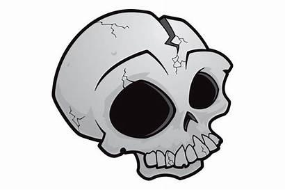 Skull Cartoon Halloween Transparent Illustration Schwegel Vector