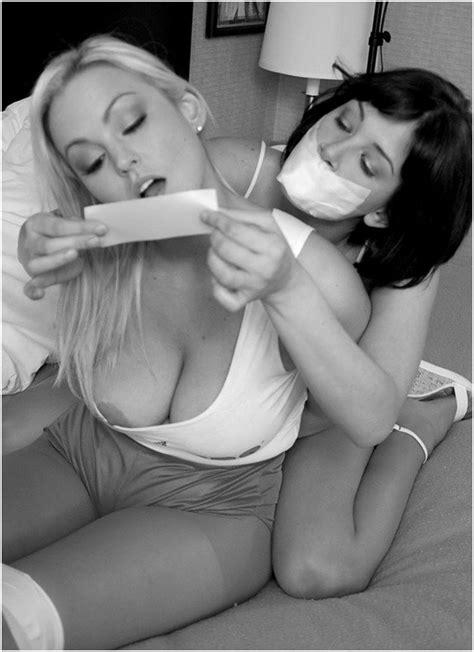 Teen Lesbian Whipped Bondage