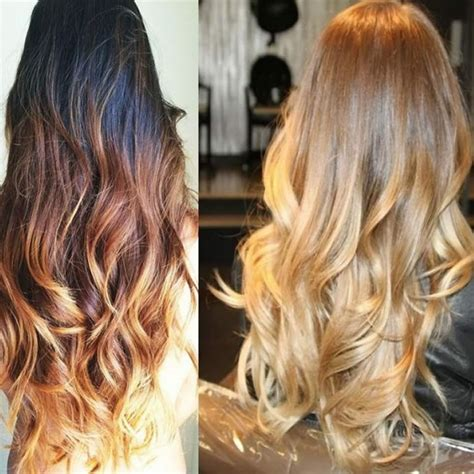 Different Color Hair by Fashionable Hair Colors In 2017 How To Choose A Right