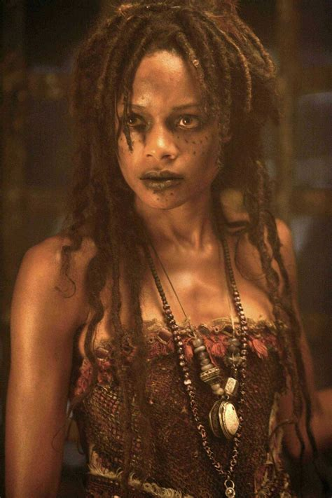 Naomie Harris Photos  Naomie Plays Tia Dalma In Pirates