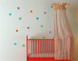 star wall sticker set contemporary wall stickers With star wall decals