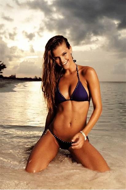 Beach Bikini Nina Agdal Giphy Tan Gifs