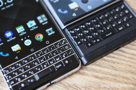 Blackberry Keyone Vs Blackberry Priv Lock, Stock And Mobile  Android Central