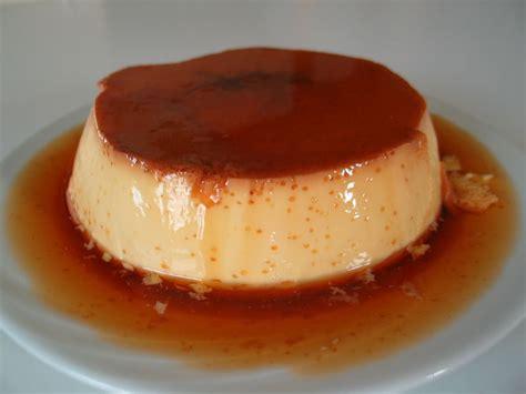 recette cuisine plancha flan aux oeufs ou creme renversee jeanotte et jifoutou
