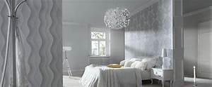 Graue Tapete Schlafzimmer : schlafzimmer tapeten von rasch marburg und co ~ Michelbontemps.com Haus und Dekorationen