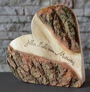 Holz Geschenke Selber Machen : herz zum muttertag 120 800x800 wood pinterest sms nachrichten selber machen und vorschule ~ Watch28wear.com Haus und Dekorationen