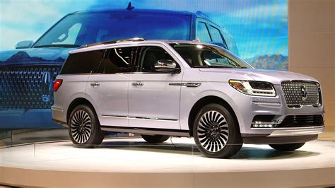 Big, Luxury Suvs Make A Comeback