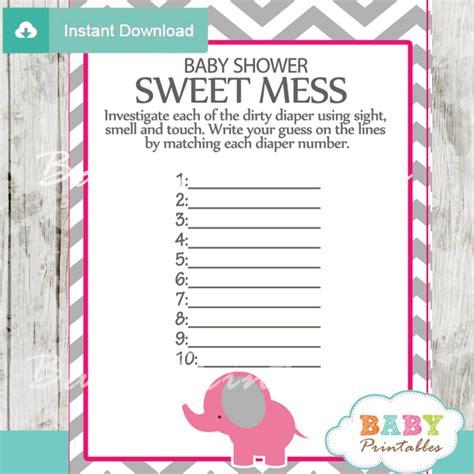 nautical themed baby boy nursery pink elephant baby shower d103 baby printables