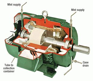 Electric Motor Grease by Guide To Electric Motor Bearing Lubrication