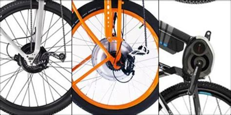 What's The Difference Between Electric Bike Motors