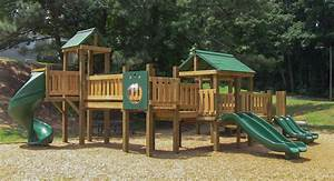 wooden commercial playground equipment - Google Search ...