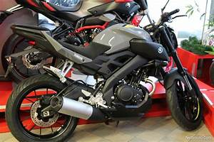 Yamaha Mt 125 2017 : yamaha mt 125 125 cm 2017 rauma motorcycle nettimoto ~ Medecine-chirurgie-esthetiques.com Avis de Voitures