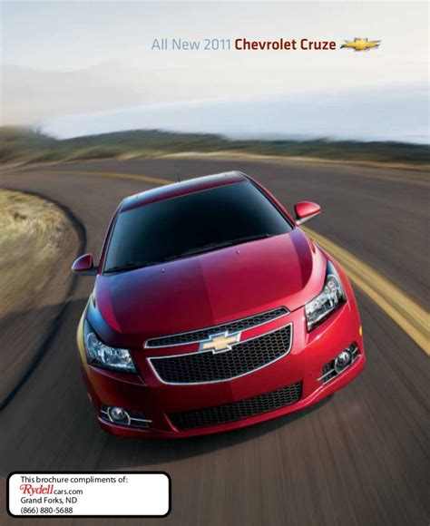 Rydell Chevrolet Buick Gmc Cadillac by 2011 Chevrolet Cruze In Grand Forks Nd Rydell Chevrolet