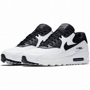 Nike Air Max 90 Weiß Schwarz. nike air max thea w schuhe wei