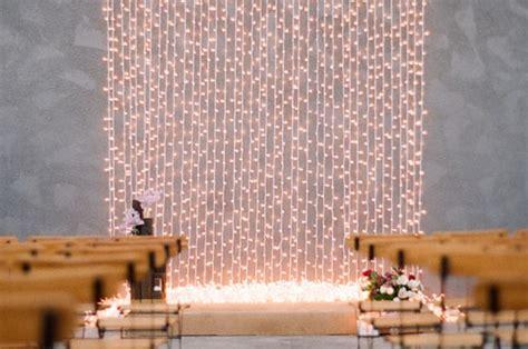 diy string lights backdrop quot i do quot diys com
