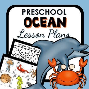 30 fantastic activities for a preschool theme 810 | Preschool Ocean Lesson Plans for Preschool Ocean Theme