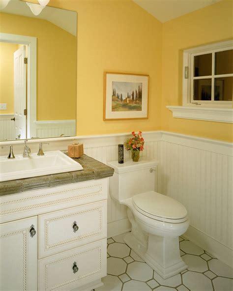 pretty bathroom wainscoting ideas  vanity vessel sink