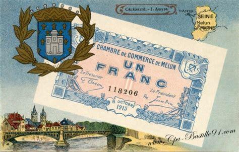 chambre de commerce de melun 77 melun cartes postales anciennes