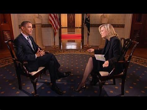 president obama post debate interview  diane sawyer