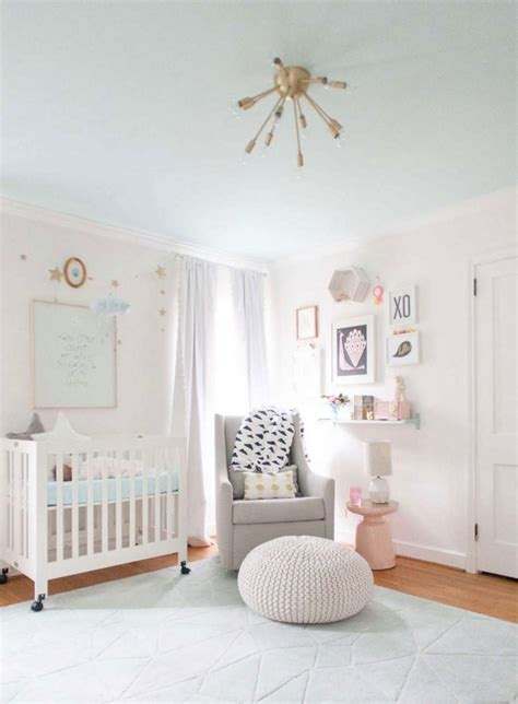 adorable nursery ideas   baby girl