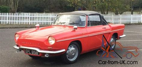 1964 renault caravelle 1964 renault caravelle convertible rhd
