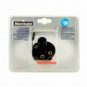 Alarme Voiture Norauto : coupe batterie universel 12v 24v norauto ~ Melissatoandfro.com Idées de Décoration