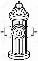 Hydrant Fire Clipart Drawing Incendie Hidrante Bouche Fireman Firefighter Idrante Clip Cartoon Coloring Hydranten Contraincendios Boca Sam Drawings Truck Dessin sketch template