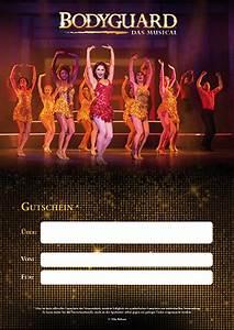 Bodyguard Matratze Gutschein : gutscheine bodyguard das musical ~ Yasmunasinghe.com Haus und Dekorationen