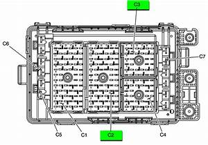 2005 Gmc Envoy Fuse Box Diagram