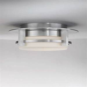 Ceiling mount outdoor led lights : Outdoor led ceiling light fixtures wac fm w