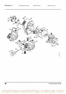 Stihl Fs 40 C-e Parts List