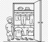 Cupboard Drawing Clip Closet Getdrawings sketch template
