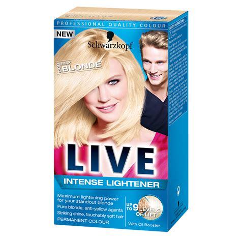 live hair colour range 28 images beautysouthafrica hair nails schwarzkopf live color