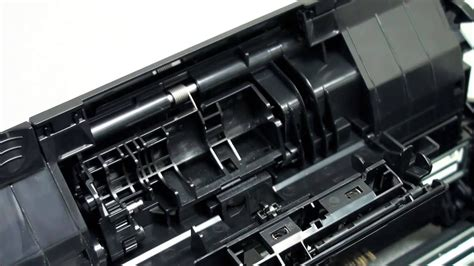 Cleaning your Fujitsu ScanSnap iX500 Scanner - YouTube