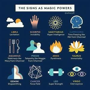 Sign As Magic Power Zodiac Signs Gemini Zodiac Signs