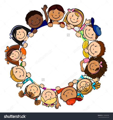 Circle Time Clipart Clipart In Circle
