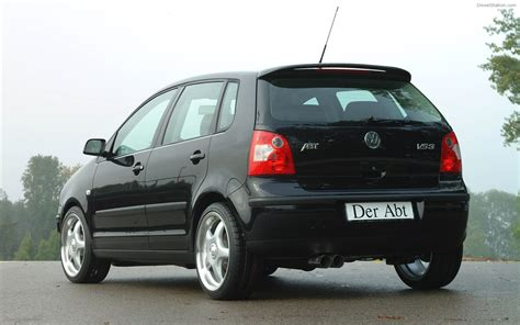 Abt Volkswagen Polo 2006 Widescreen Exotic Car Picture 01
