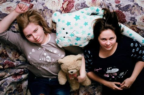 Gay And Lesbian People In Russia In Pictures World News The Guardian