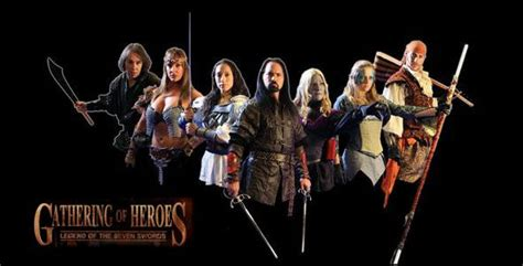 gathering  heroes legend    swords  movies   xmovies