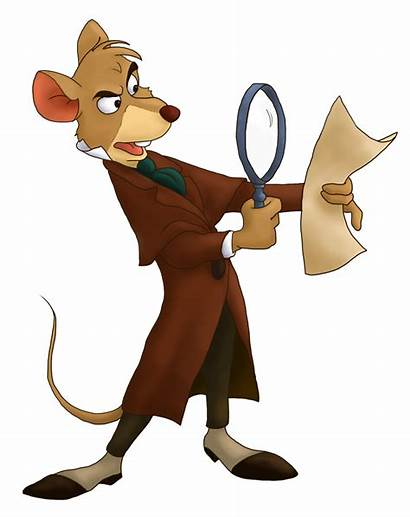 Basil Detective Mouse Disney Deviantart Furry Fan