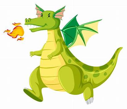 Dragon Breathing Fire Vector Clipart Keywords Related