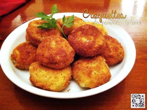 croquettes de pommes de terre farcies 224 la mozzarella par