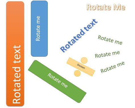 how to rotate text in microsoft word it vertical